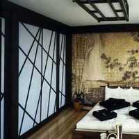 现代榻榻米小卧室装修效果图