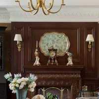 客厅沙发简欧家具三居沙发装修效果图