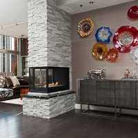 精致高端欧式家居客厅装修效果图