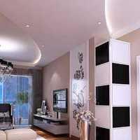 地面木地板墙面瓷砖装修效果图