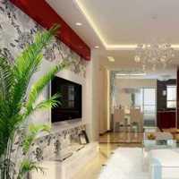 现代欧式别墅客厅墙面装修效果图