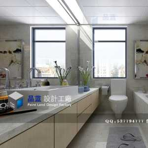 《家,最美的风景》270平米现代风格设计