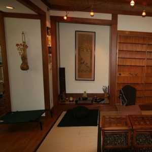 简单装修的客厅效果图