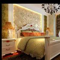实木中式古典卧室古典家具装修效果图