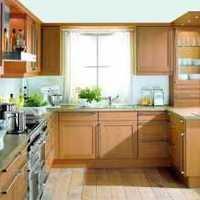 厨房水槽底安装立升净水器装修效果图