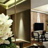 現代單身公寓臥室床頭背景墻效果圖