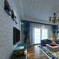 绿色古典欧式别墅装修效果图