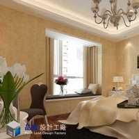 白色田园卧室卧室背景墙装修效果图