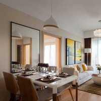97平米两室一厅客厅30平米大大卧室20平米小卧室15平米装修效果图