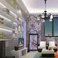 暖色调藏族客厅装修效果图