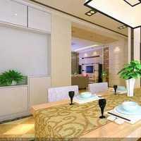 餐桌餐厅豪华型青杉装修效果图
