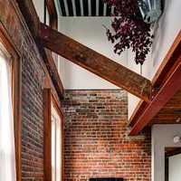躍式小疊墅樓梯裝修風格