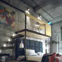 140平米复式楼装修设计报价