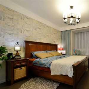 两室两厅90㎡现代北欧风格小户型装修样板间效果