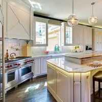简欧155平米厨房装修需要多少钱