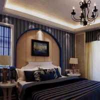104平米三室一厅装修效果图