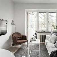 现代吊灯茶几现代客厅装修效果图
