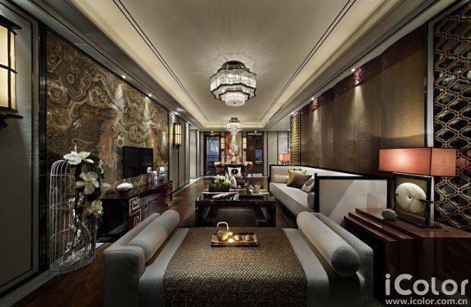 北京60平2室一厅装修
