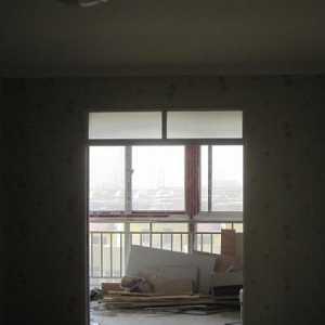 北歐風格別墅簡潔白色經濟型臥室床效果圖