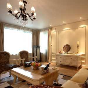 简约而不简单 暖色调实用客厅