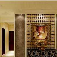 上海森兰名佳160㎡美式风格装修报价多少钱预算