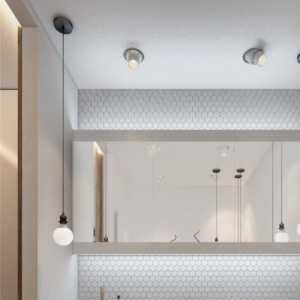 100平米公寓豪宅的装修效果图