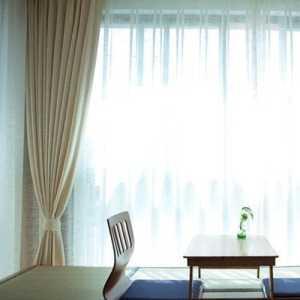 清爽简洁的日式原木之家