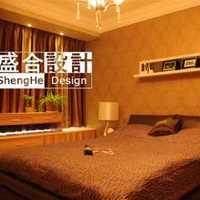 卧室实木腰线装修效果图