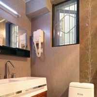 80平米房子卫生间怎样装修全图