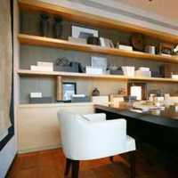 书房欧式白色白色装修效果图