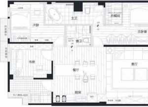 北京78平米的房子装修要多少钱简单点