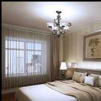 北京八角窗卧室装修效果图