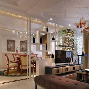 三室两厅130平米130平北欧风格厨房效果图