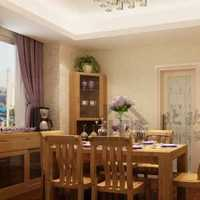 实木餐桌地中海餐厅家具装修效果图
