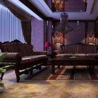 简单且小客厅装修效果图