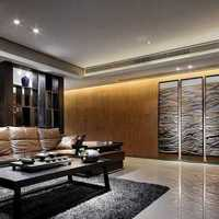 新古典家庭影院影视墙装修效果图