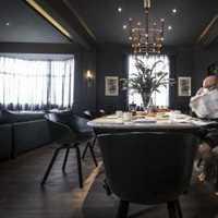 现代风格三居客厅沙发细节效果图