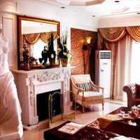 简约洛可可风格四居室餐厅瓷砖效果图