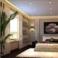 橡木板卧室单人装修效果图