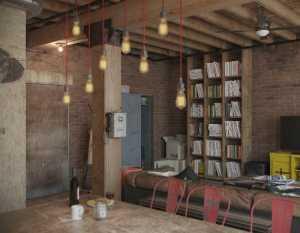 客厅瓷砖瓷砖影视墙