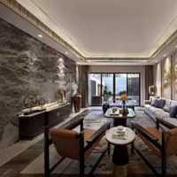 客厅吊灯客厅台灯休闲沙发装修效果图