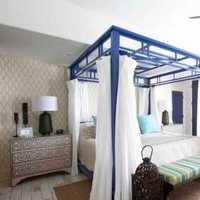 卧室家具卧室田园墙面壁纸装修效果图