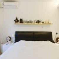 大户型别墅欧式卧室背景墙装修效果图