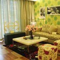 客厅家具简约欧式地柜盆栽装修效果图