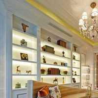 地毯简约吊灯客厅沙发装修效果图