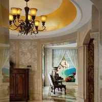 起居室歐式裝飾效果圖