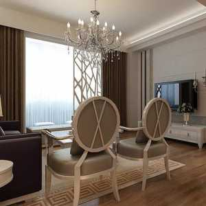 现房翻新白领现代简约三居室富裕型120-150平米