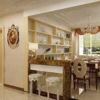 交换空间三室一厅100平方装修效果图大