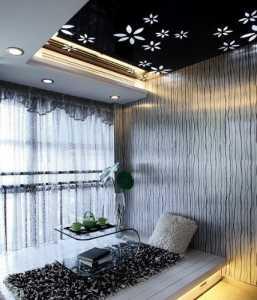白色客厅休闲沙发效果图