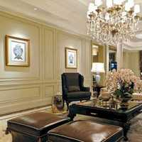 沙发三居家庭影院新古典装修效果图